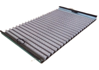 2000/500 Series Shale Shaker Screen Black / Green Color ISO9001 Certification