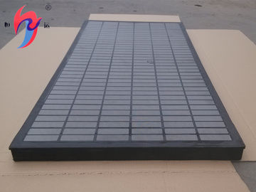 China SS304 or 316 Material Shale Shaker Screen Sieving Mesh Composite Frame supplier
