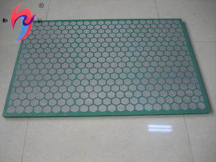 China FSI 5000 Steel Frame Shale Shaker Mesh Screen For Drilling Fluids Solids Control supplier