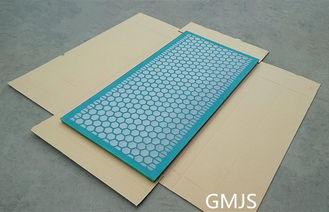 China API VSM300 Brandt Shaker Screens , Solids Control Equipment Vibrating Sieving Mesh supplier