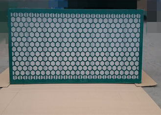 API Brandt VSM 300 Shaker Screens Steel Sieve Mesh 1251 X 635 mm