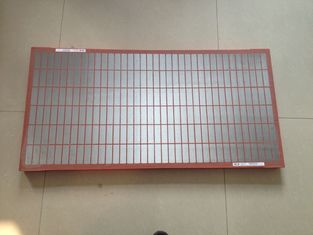 API 200  Composite Frame Shale Shaker Screen For Shale Shaker And Oil Drilling
