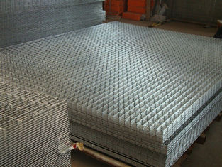 6x6 Concrete Reinforcing Welded Wire Mesh Heavy Duty Anti - Corrosion