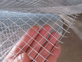 "27"" 1/2"" X 1"" Stainless Steel Welded Wire Mesh 14 Gauge For Rabbit Cage Floor"