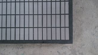 Steel And Composite Frame Shaker Screen Mesh Screen In Oilfield Mud Filtation