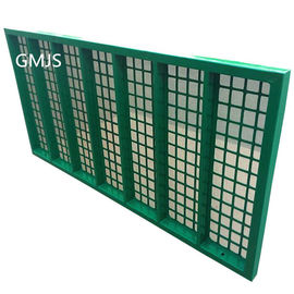Professional Steel Frame Mi Swaco Shaker Screens For Oil Vibrating Sieving