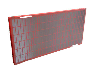 API 60 Mongoose Composite Frame Shale Shaker Mesh Screen 585*1165mm Size