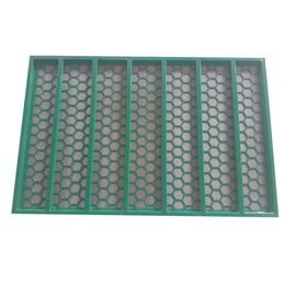 Three Layers Steel Frame Brandt Shaker Screens For Oilfield & Gas Drilling