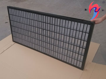 1165x585x40mm Mongoose Shaker Screens , Mine Sieving Mesh Composite Frame