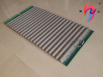 China Wave Series Vibrating Sieving Mesh Black / Green Color API Certification supplier