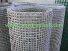 China 1/2 Electro Galvanized Welded Wiire Mesh Panels For Railway Fences Smooth Surface factory