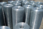 China 1/2 3/4 1'' Hot Dipped Galvanized Welded Wire Mesh Max width 2.5m factory