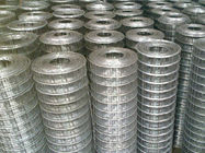 China 1x1 Galvanized Welded Wire Fence Panels With Square Hole For Breeding Industry factory