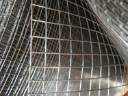 "China 1/4"" 1/2"" PVC Coated / Galvanised Welded Wire Mesh Panels For Constructing Fence factory"