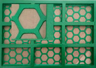 Steel Frame Mi Swaco Shaker Screens 2 Or 3 Mesh Layer 585*1165mm Size